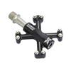 Xpedo Traverse XCF-05AC Pedals black